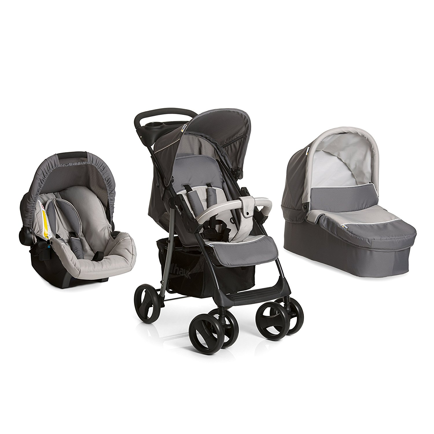 Hauck Shopper SLX Trio Set Poussette