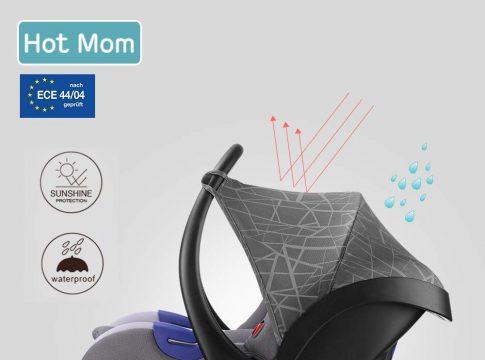 siège auto Hot Mom